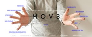 logo MOV3 Mostra do Posible