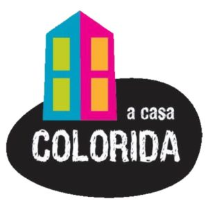 Logo A Casa Colorida Mostra do Posible